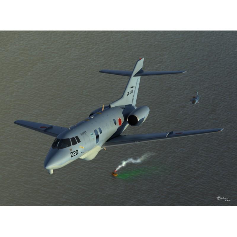 Sword Models 1/72 U-125A JASDF Air Rescue, Aircraft