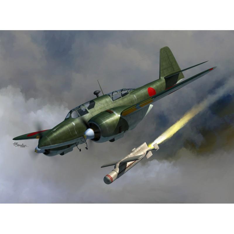 Sword Models 1/72 Ki-102 and I-Go rocket, Aircraft