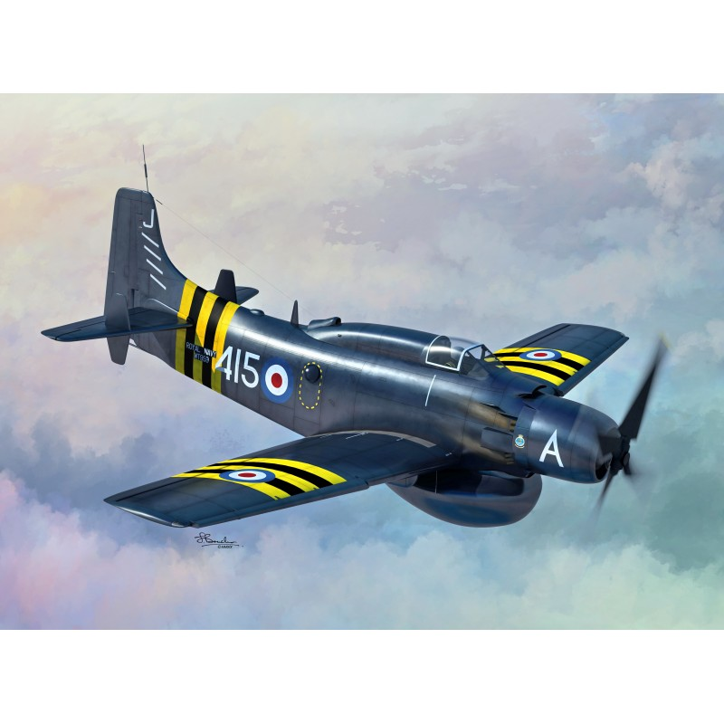 Sword Models 1/72 AD-4W/AEW.1, Aircraft
