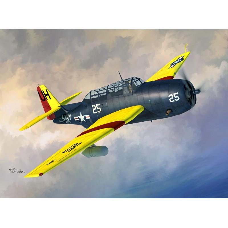 Sword Models 1/72 TBM-3U Avenger, Aircraft