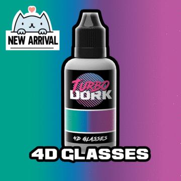 Turbo Dork 4D Glasses Turboshift Acrylic Paint - 20ml Bottle