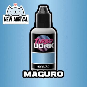 Turbo Dork Maguro Metallic Metallic Acrylic Paint - 20ml Bottle
