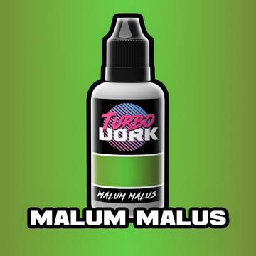 Turbo Dork Malum Malus Metallic Acrylic Paint - 20ml Bottle