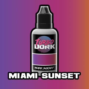 Turbo Dork Miami Sunset Turboshift Acrylic Paint - 20ml Bottle