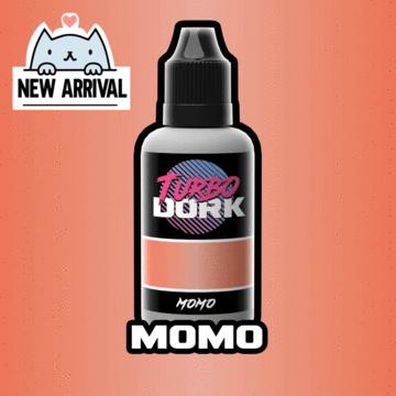 Turbo Dork Momo Metallic Metallic Acrylic Paint - 20ml Bottle