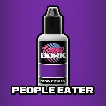 Turbo Dork People Eater Metallic Acrylic Paint - 20ml Bottle