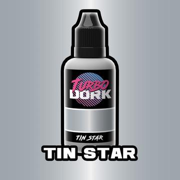 Turbo Dork Tin Star Metallic Acrylic Paint - 20ml Bottle