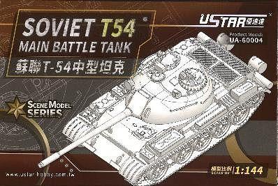 Ustar 1/144 Soviet T-54 Main Battle Tank