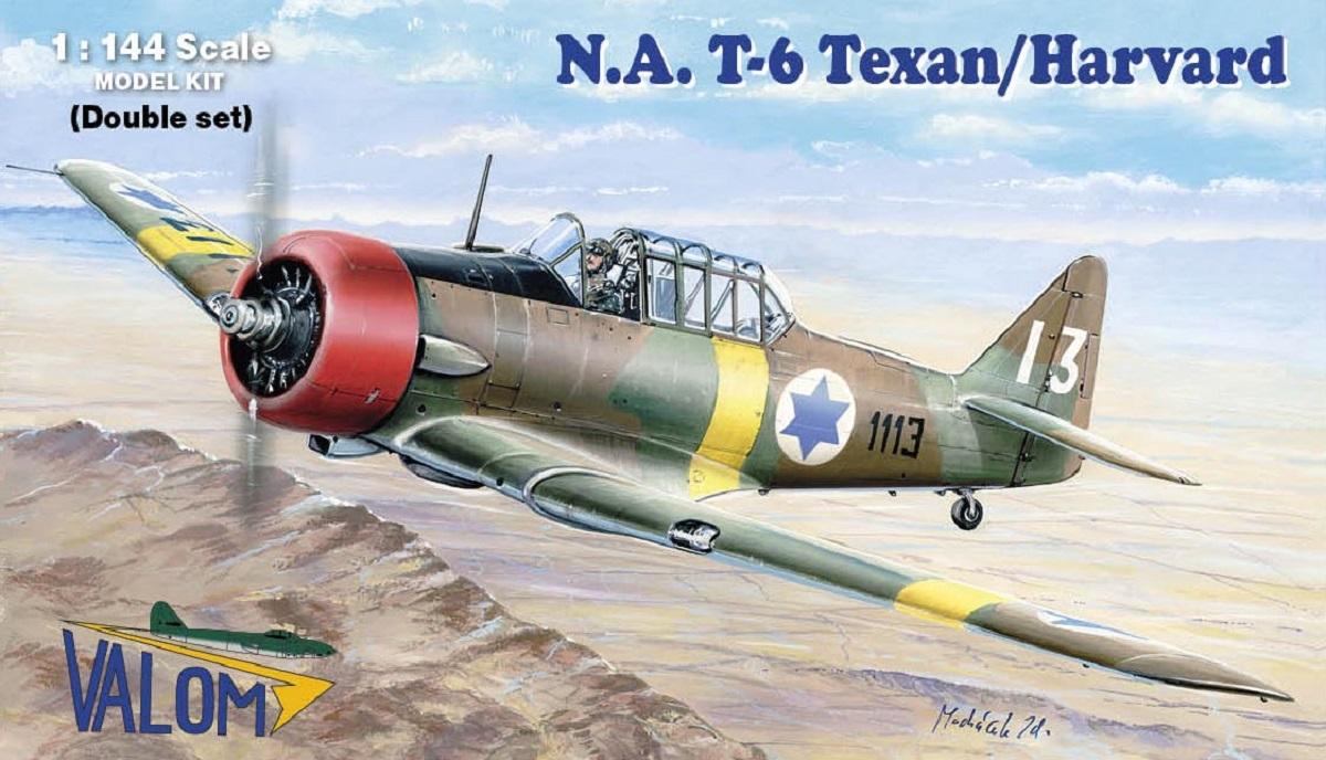 Valom N.A. T-6 Texan/Harvard