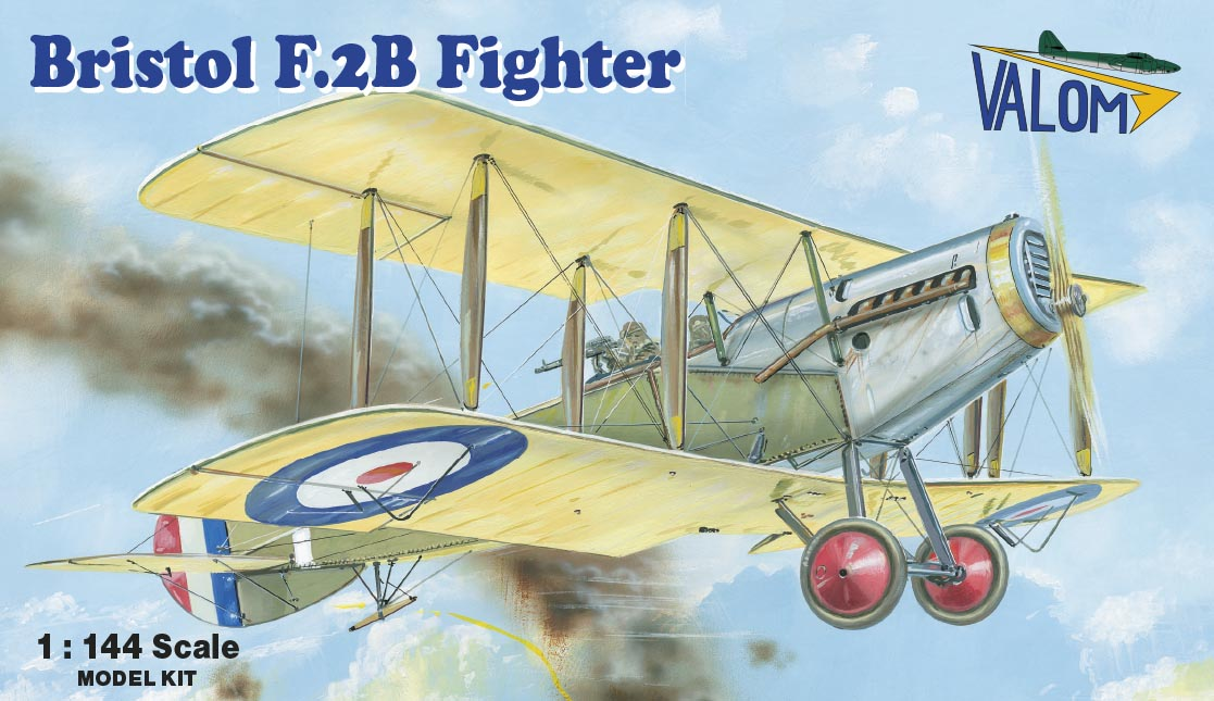 Valom Bristol F2B Fighter (double set)