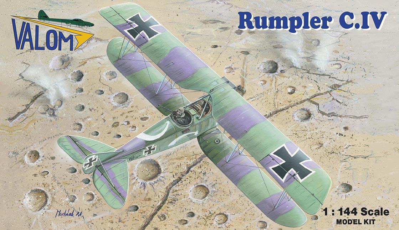 Valom Rumpler C.IV (double set)