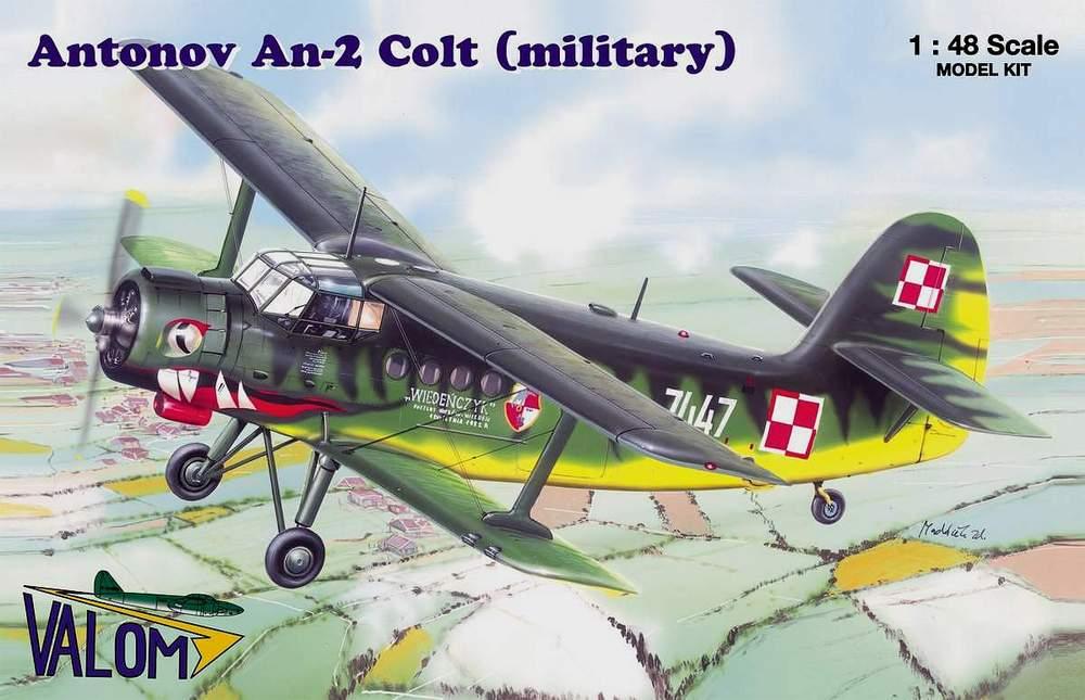 Valom Antonov An-2 Colt (Military)