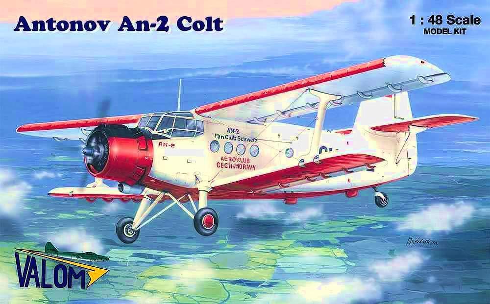 Valom Antonov An-2 (Civil Aviation)