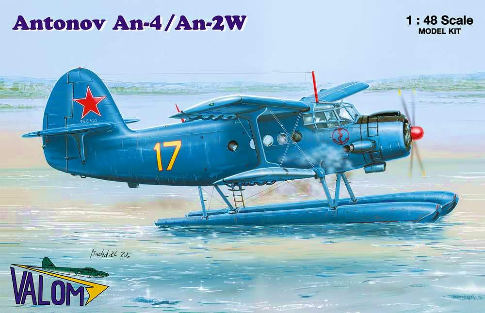 Valom Antonov An-2 (floats)