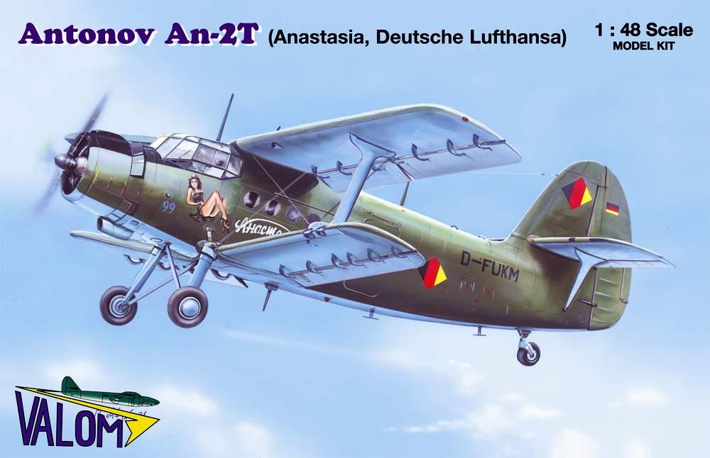 Valom Antonov An-2T (Anastasia, Lufthansa)