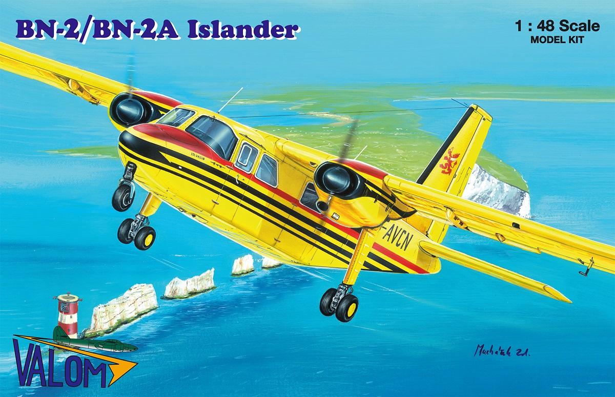 Valom Britten-Norman BN-2/BN-2A Islander
