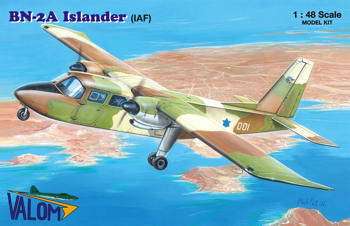 Valom Britten-Norman BN-2A Islander (IAF)