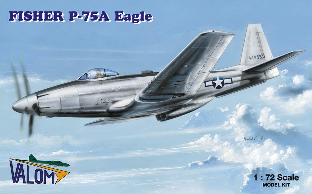 Valom Fisher P-75 A