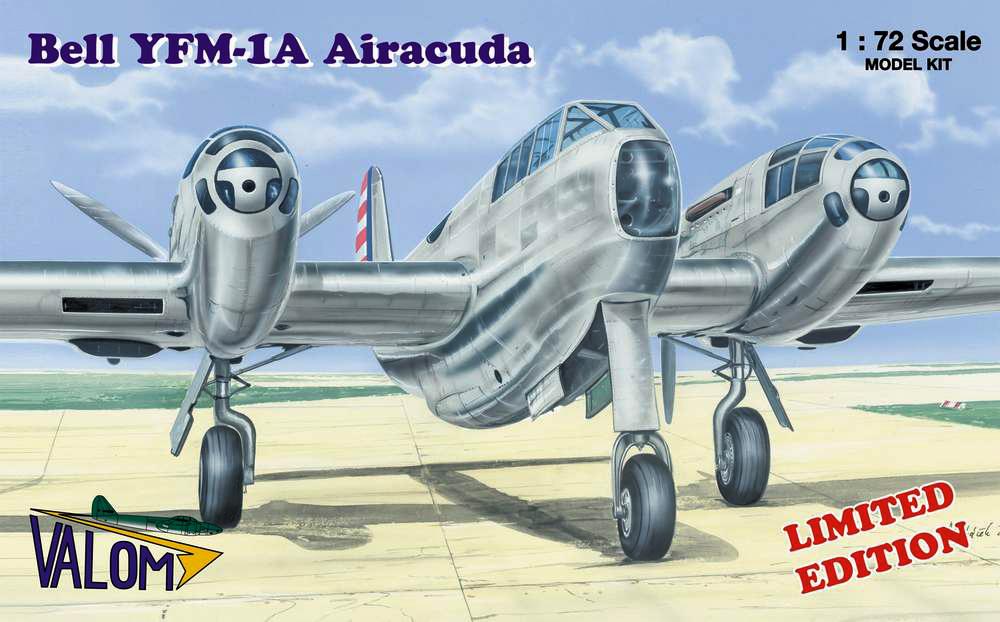 Valom Bell YFM-1A Airacuda