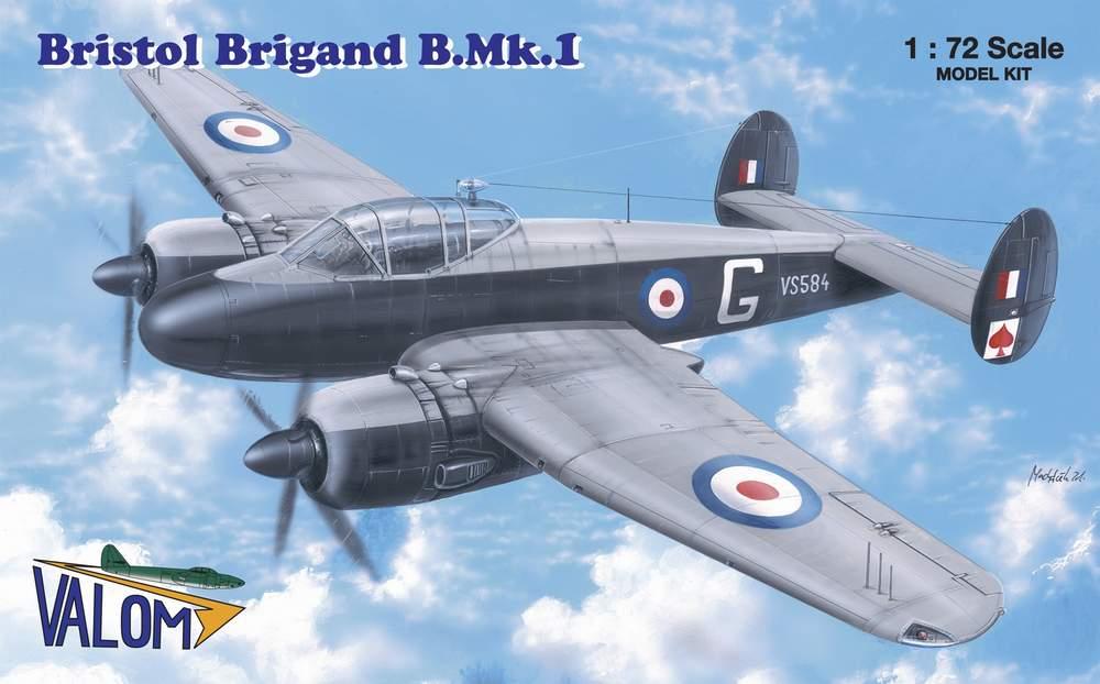 Valom Bristol Brigand B.Mk.I