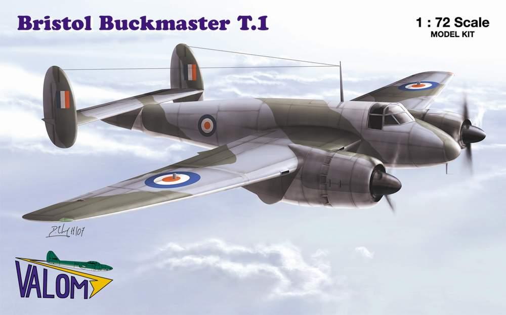 Valom Bristol Buckmaster Mk.I