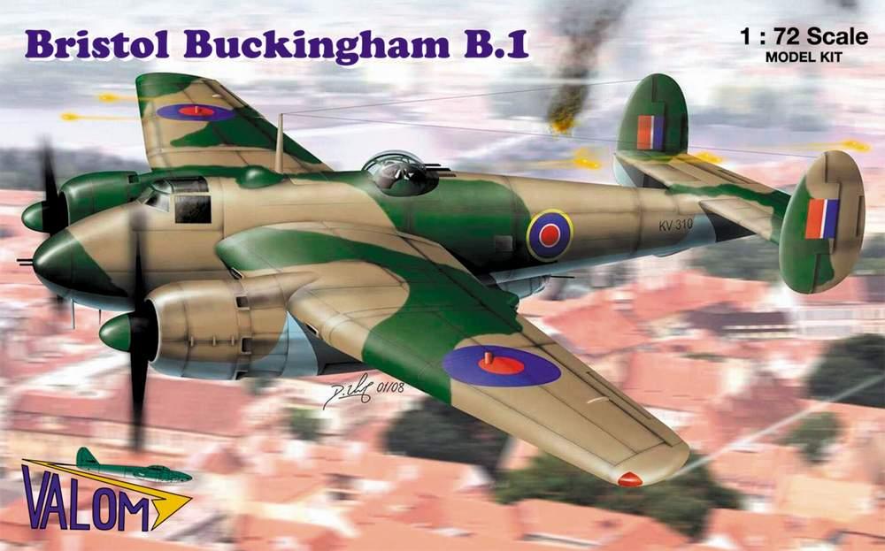 Valom Bristol Buckingham B.1