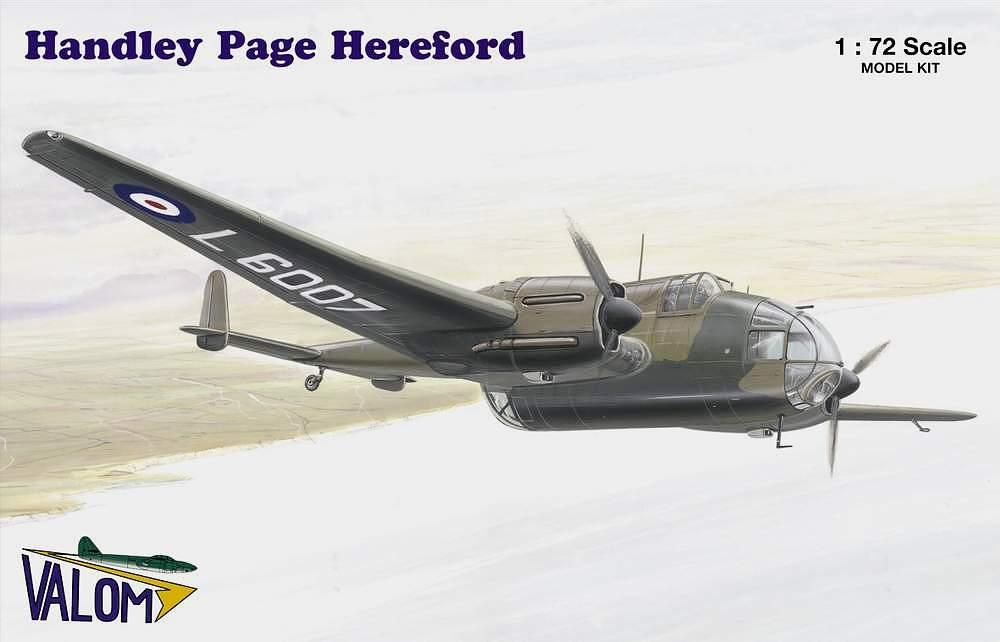 Valom Handley Page Hereford