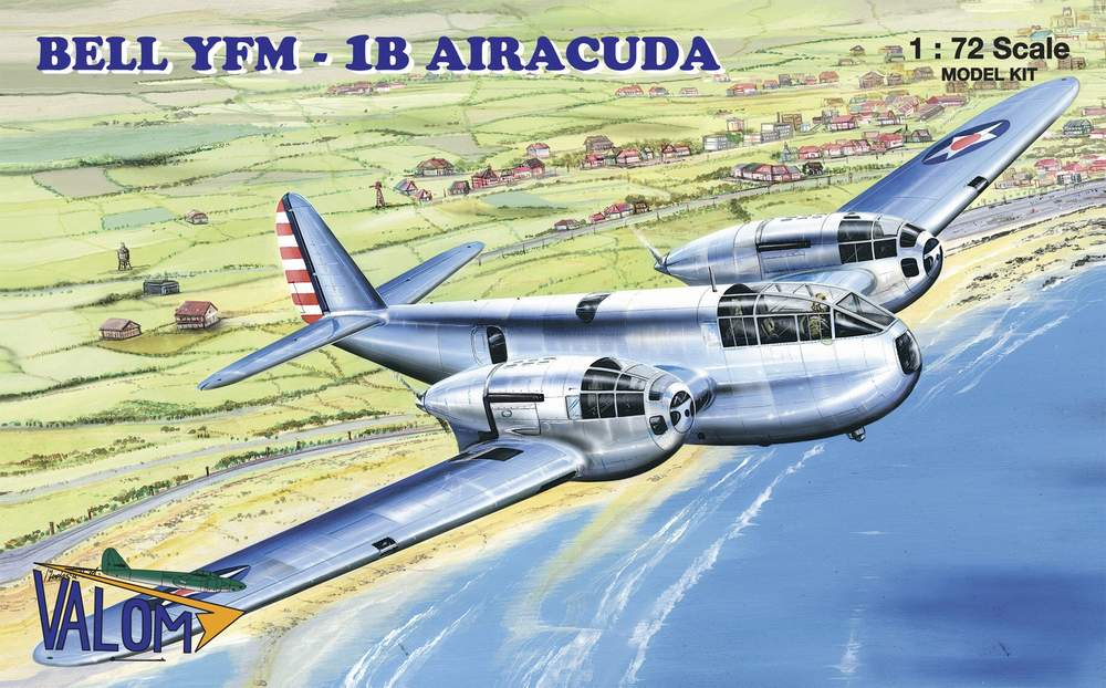 Valom Bell YFM-1B Airacuda