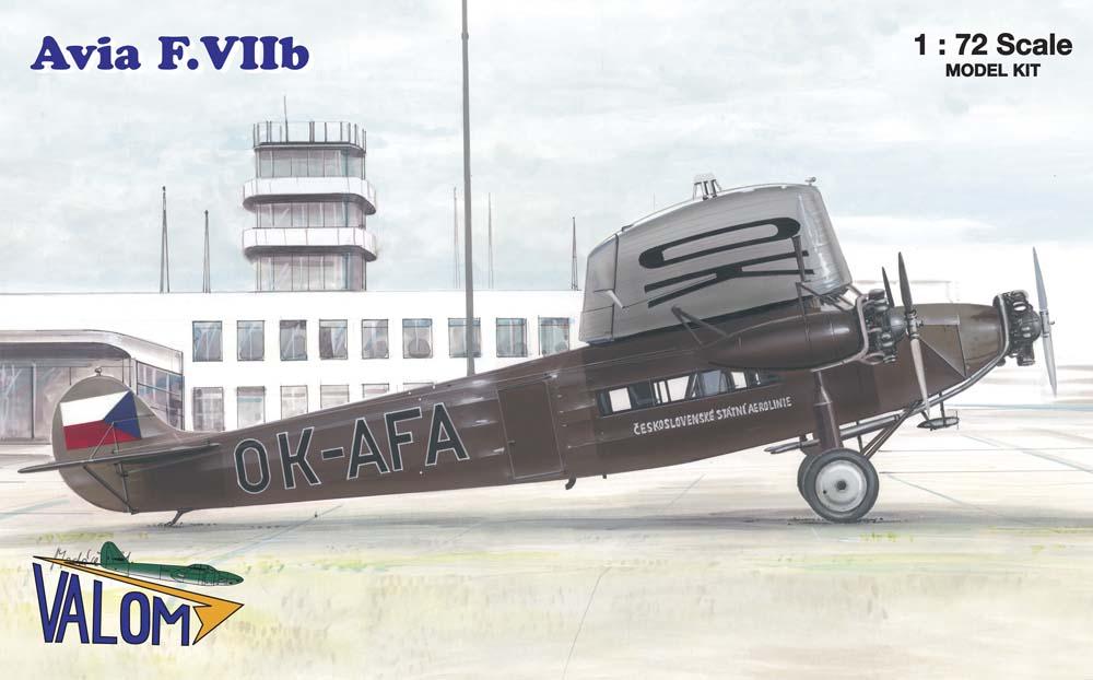 Valom Avia F.VIIb