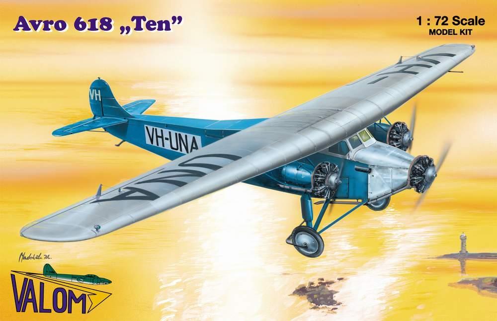 "Valom Avro 618 ""Ten"""