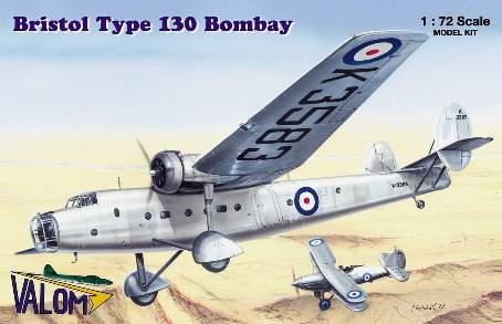 Valom Bristol Type 130 Bombay