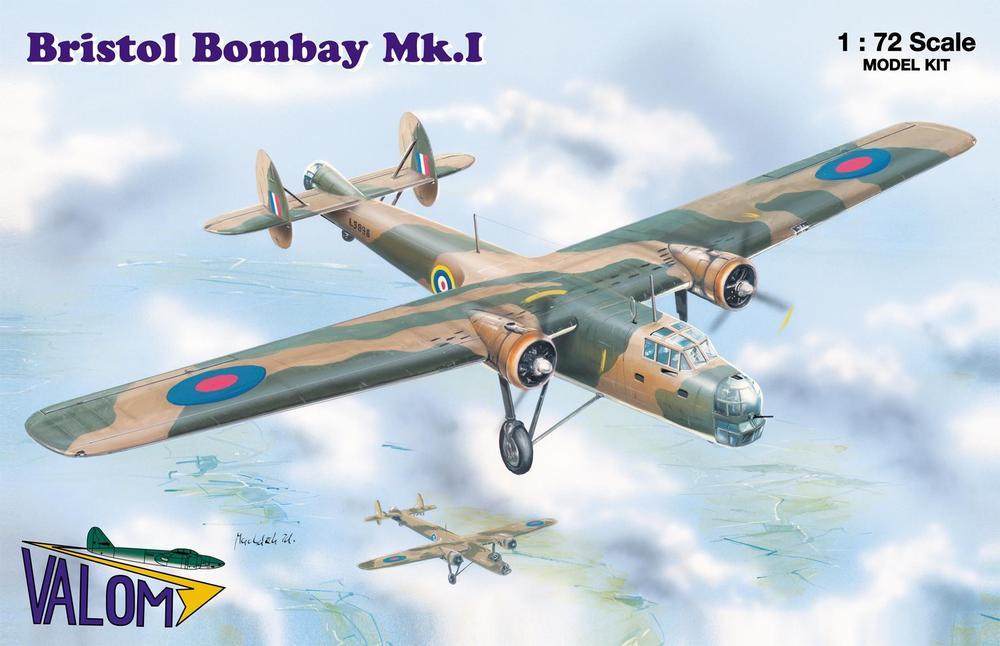 Valom Bristol Bombay Mk.I