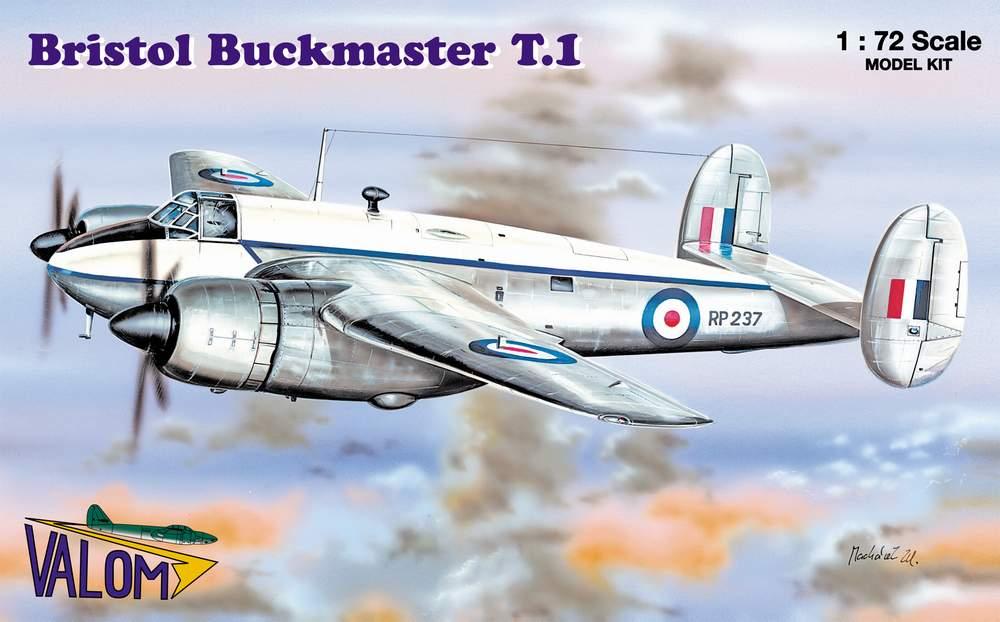 Valom Bristol Buckmaster T.1