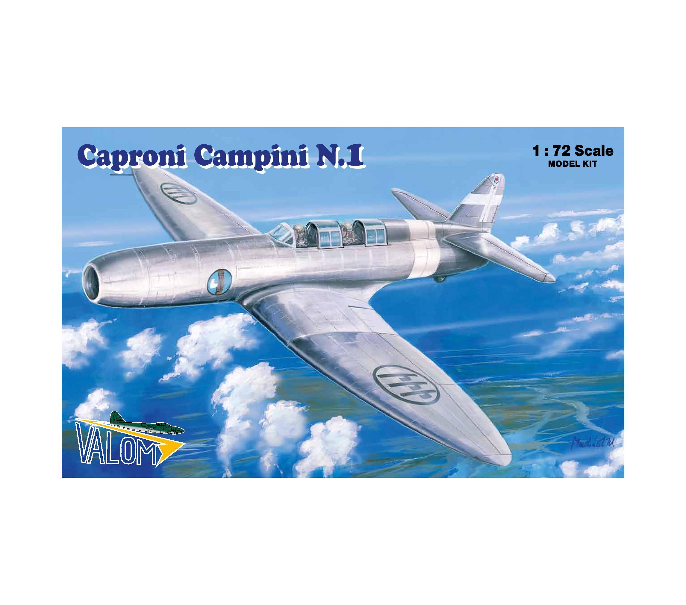 Valom Caproni Campini N.1