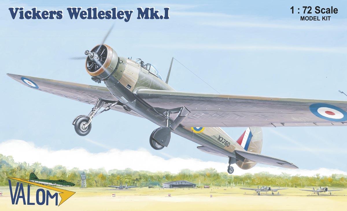 Valom Vickers Wellesley Mk.I