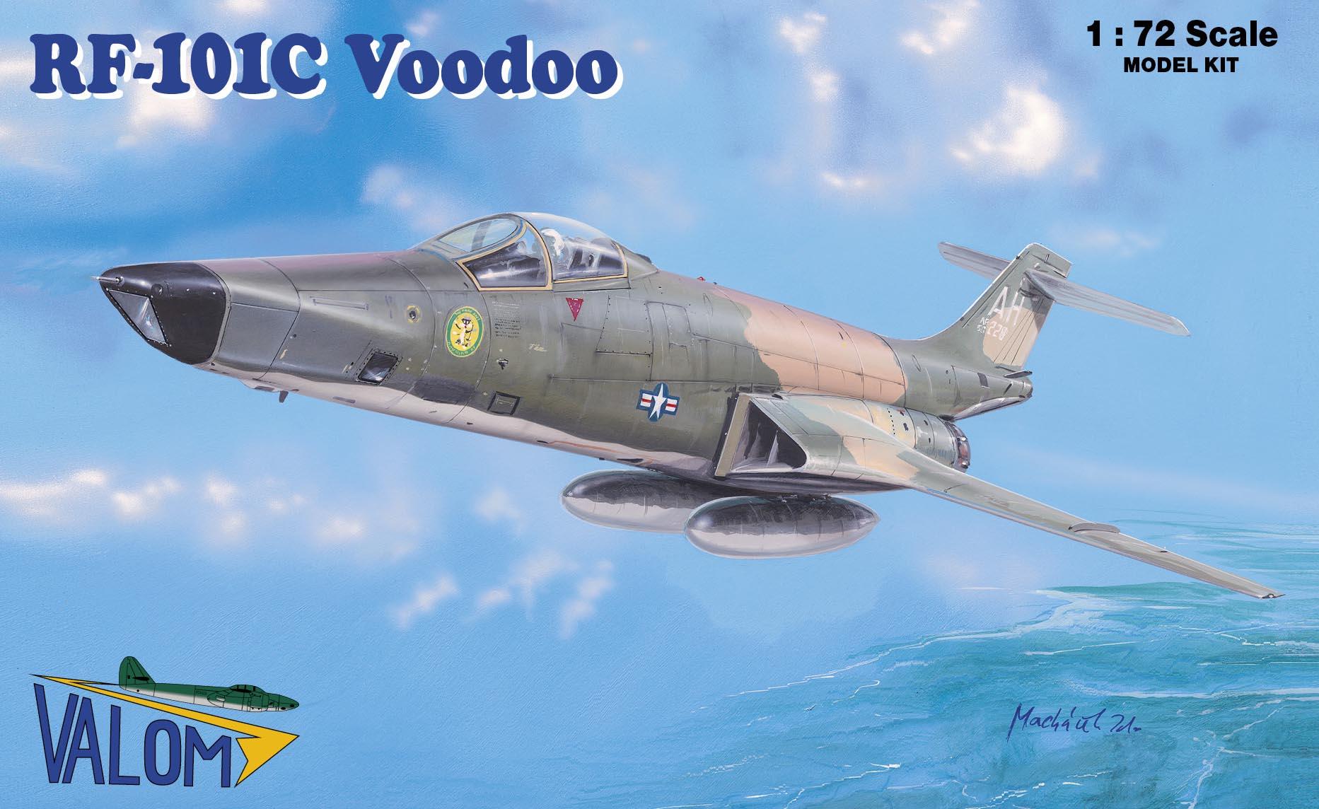 Valom RF-101C Voodoo