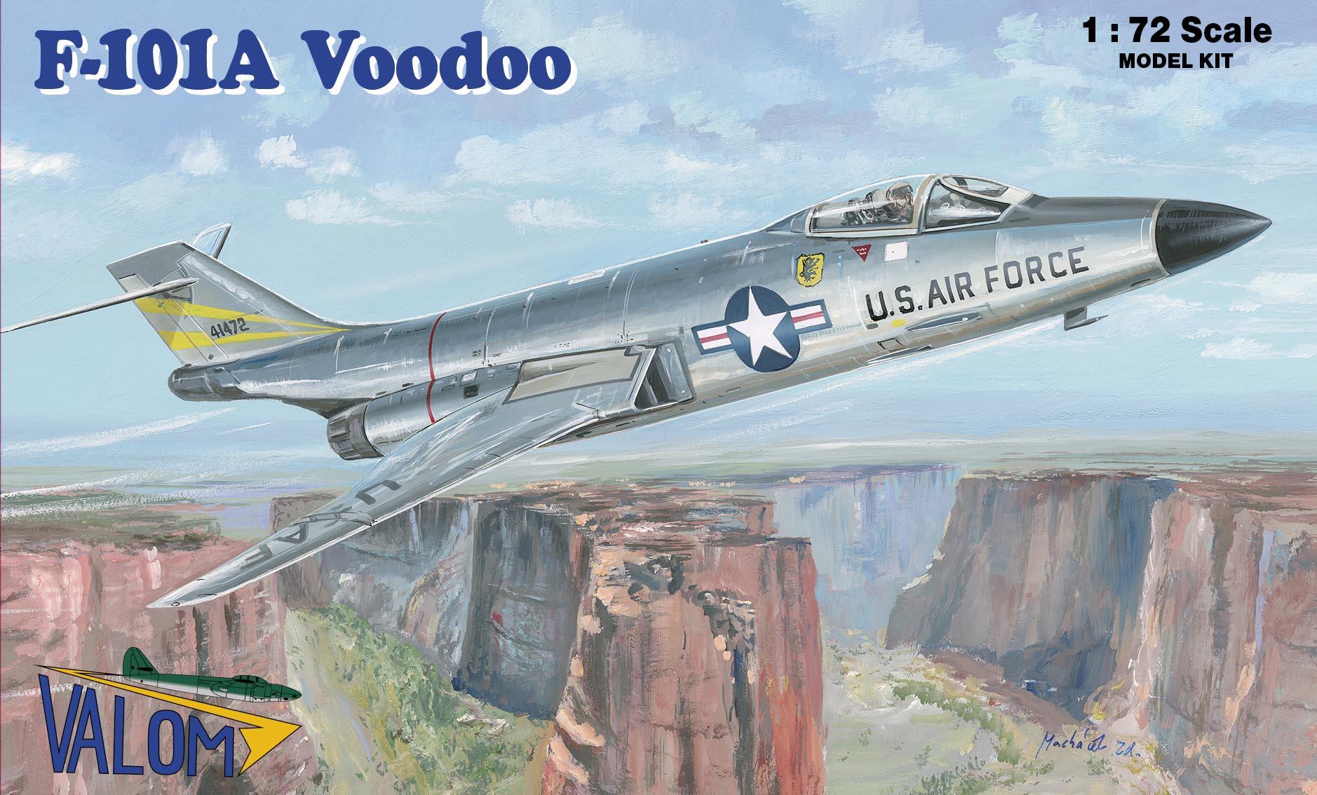 Valom F-101A Voodoo