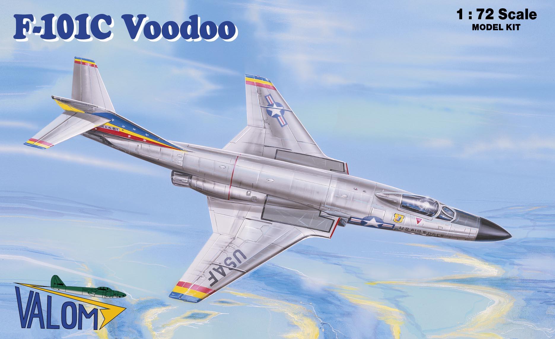 Valom F-101C Voodoo