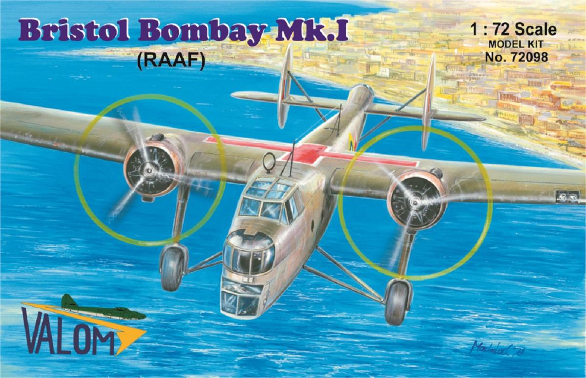 Valom Bristol Bombay Mk.I (RAAF)