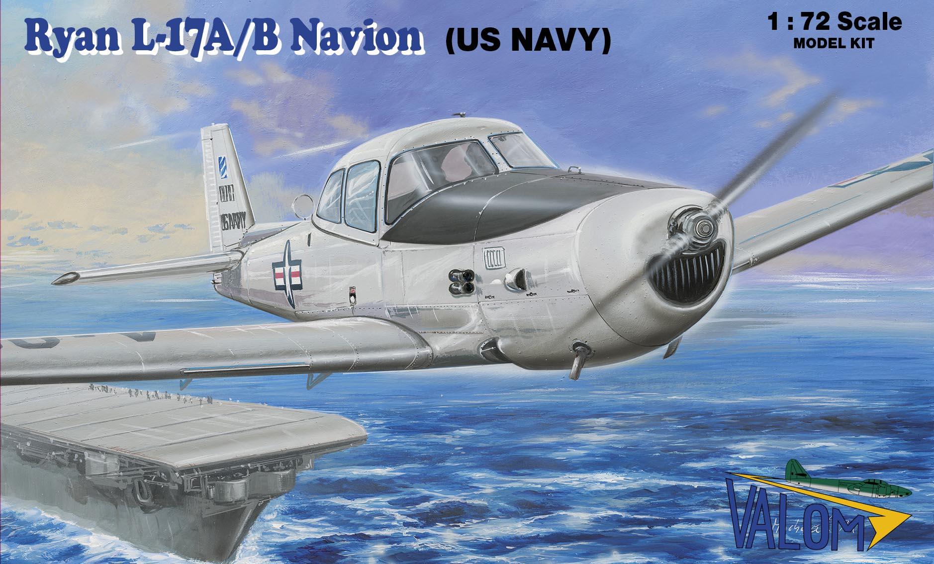 Valom Ryan L-17 A/B Navion (US NAVY)