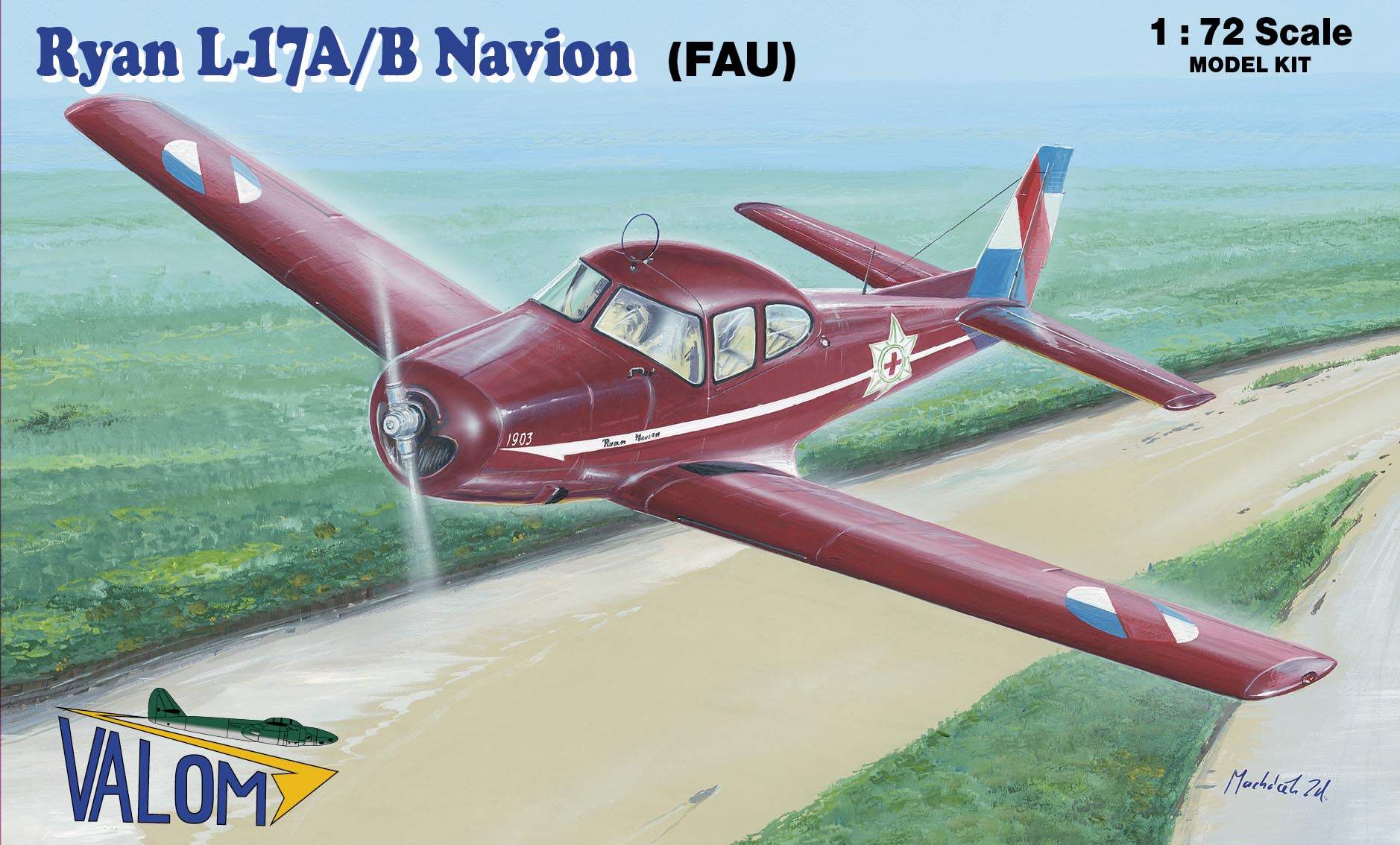 Valom Ryan L-17 A/B Navion (FAU)