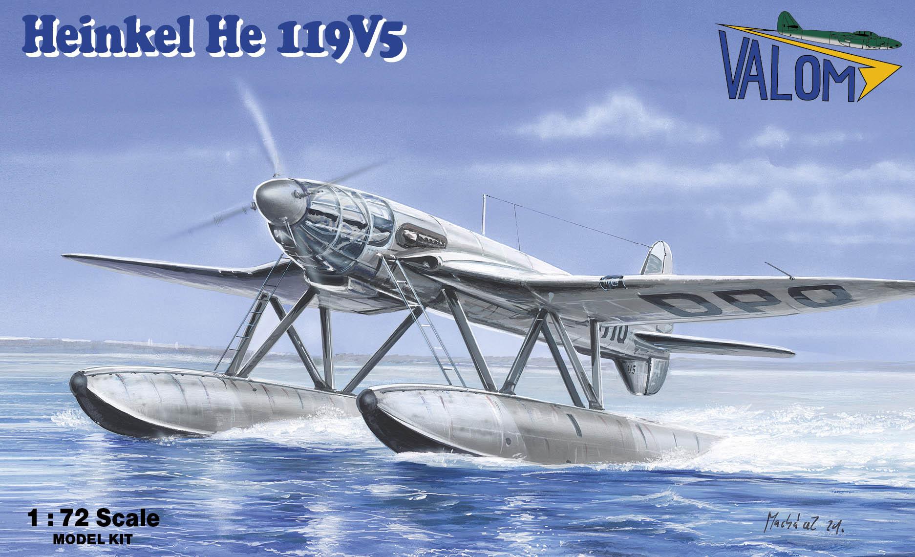 Valom Heinkel He 119V5