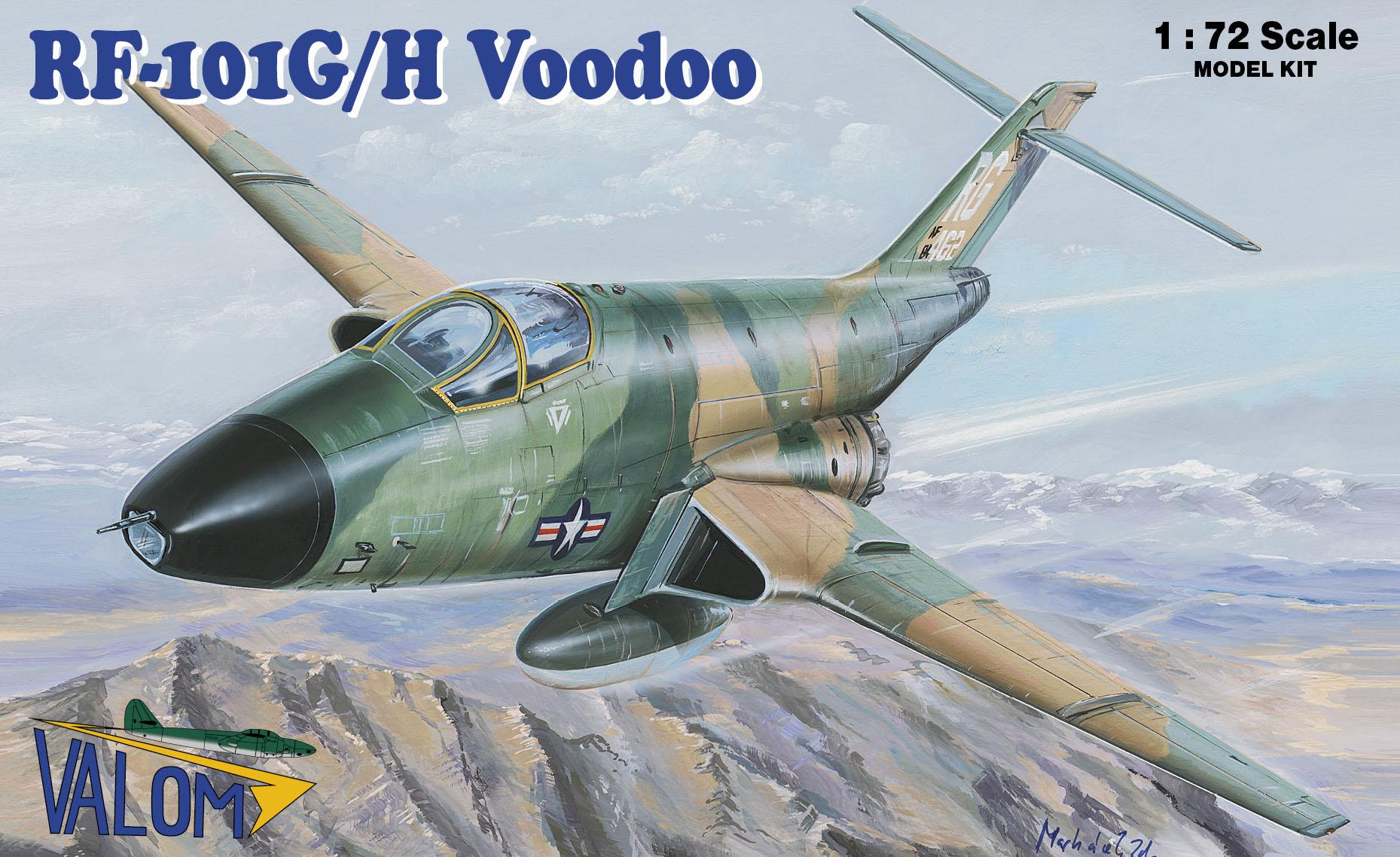 Valom RF-101G/H Voodoo