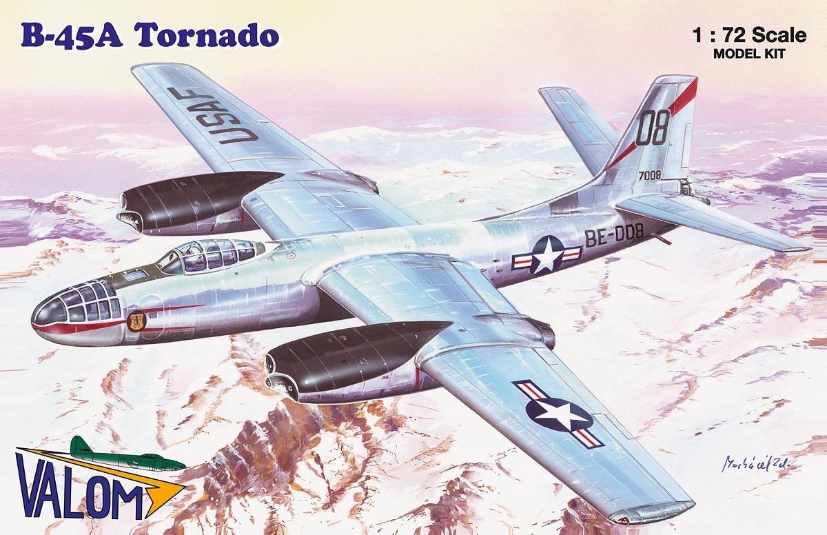 Valom N.A.B-45A Tornado