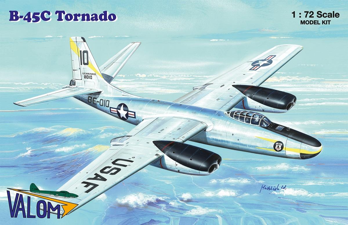 Valom N.A.B-45C Tornado