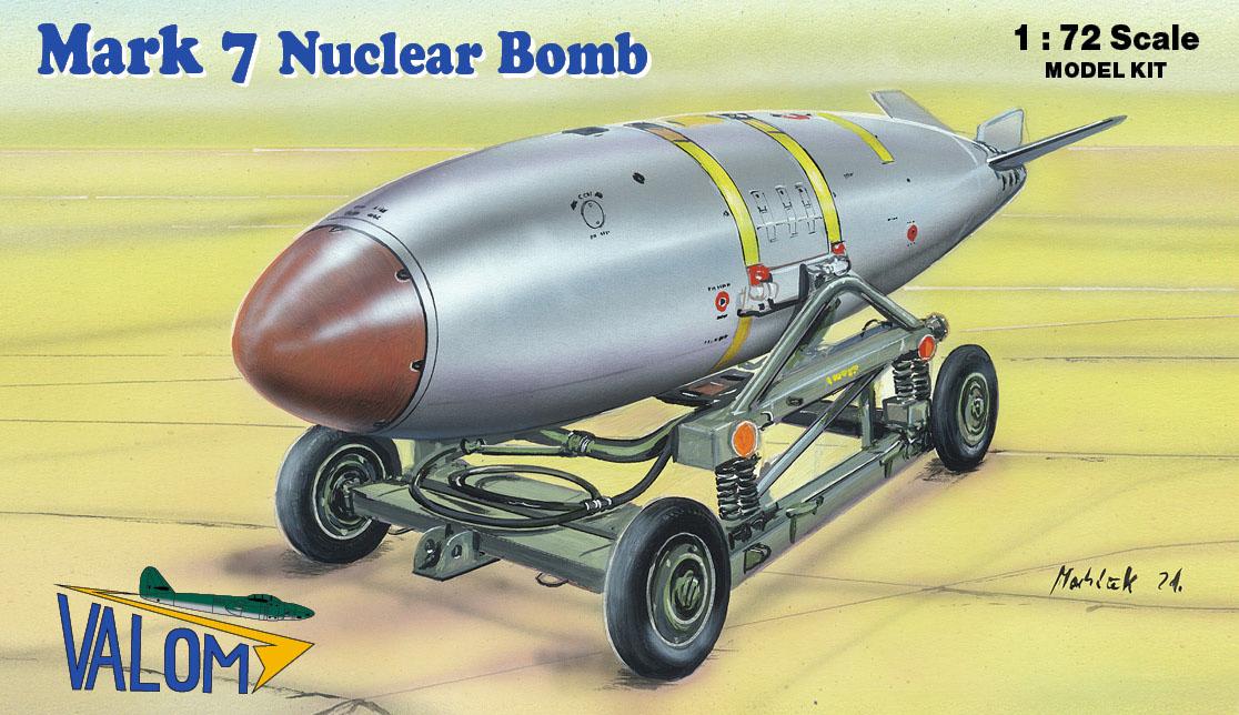 Valom Mark 7 nuclear bomb