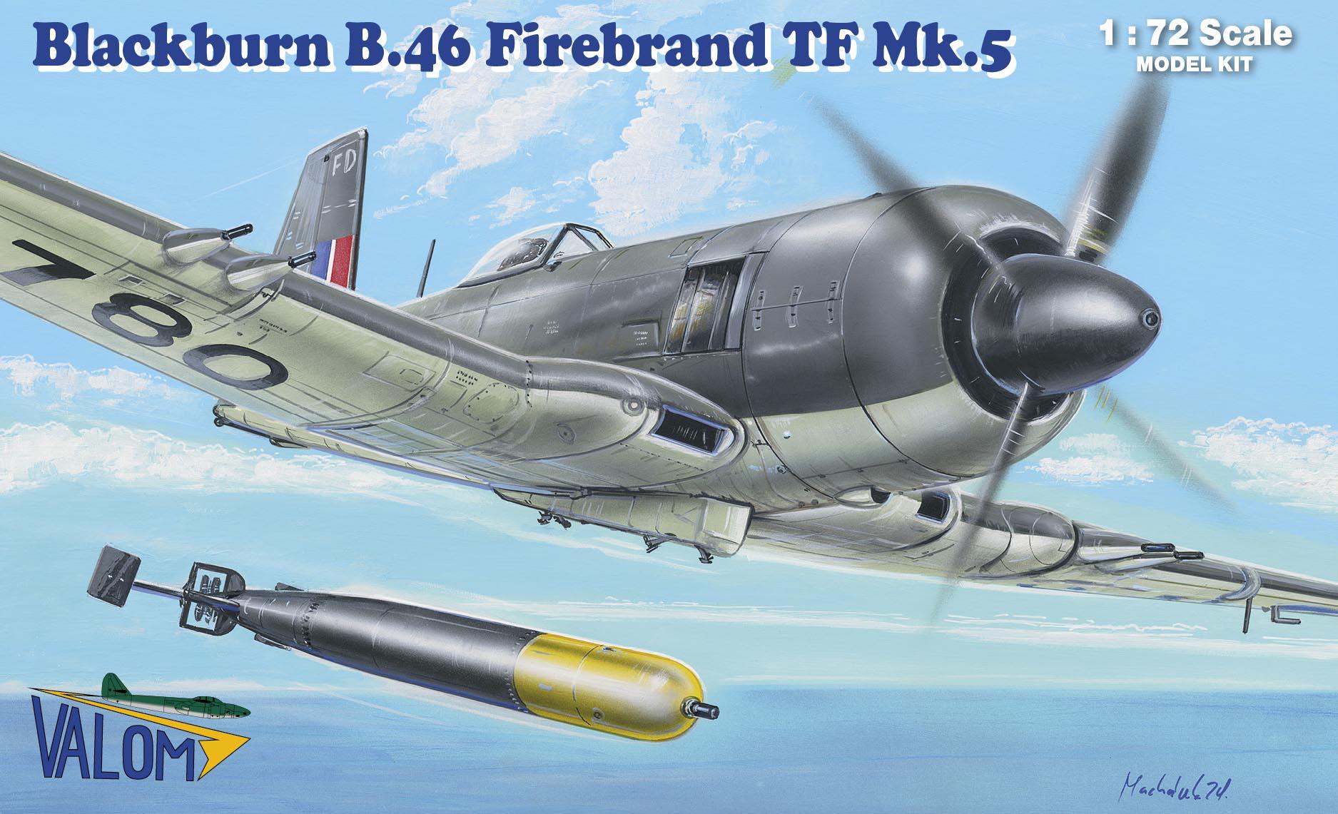 Valom Blackburn Firebrand TF.Mk.5