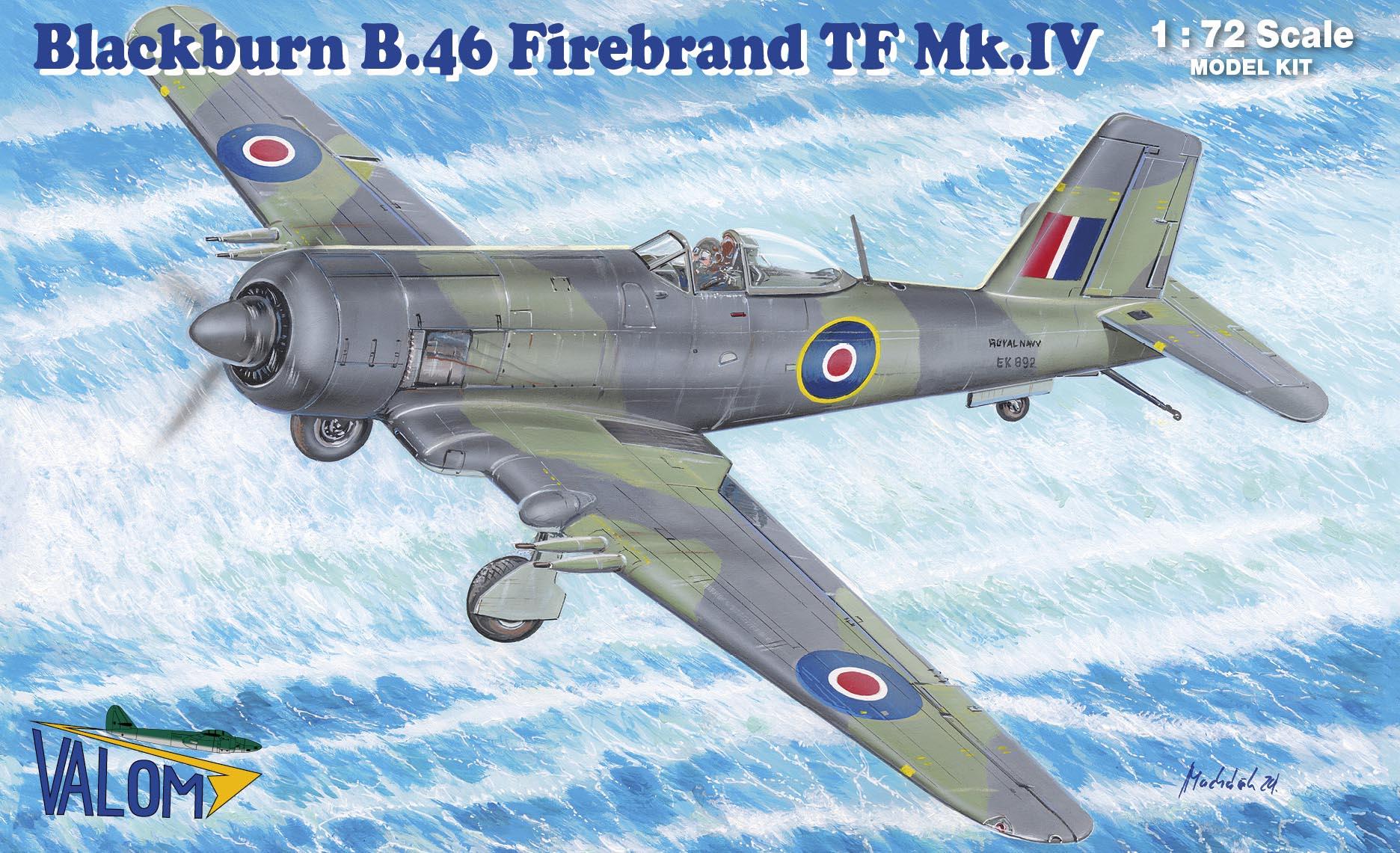 Valom Blackburn Firebrand TF.Mk.IV