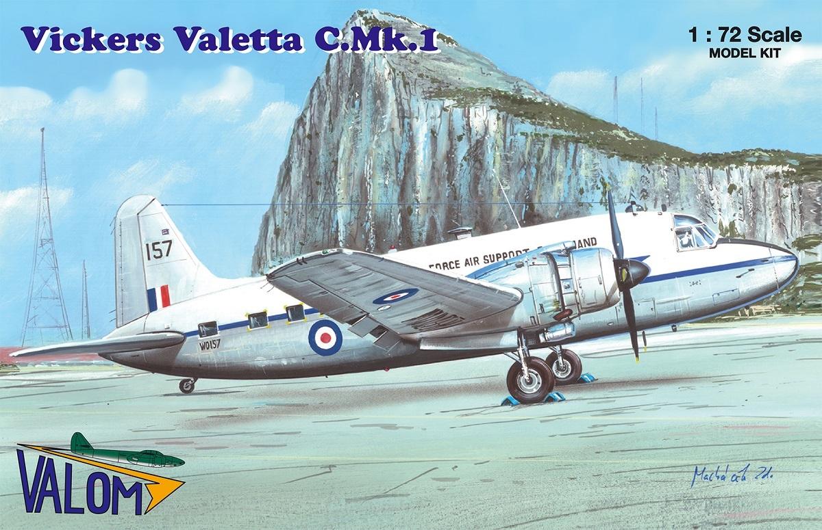 VALOM Vickers Valetta C.Mk.1
