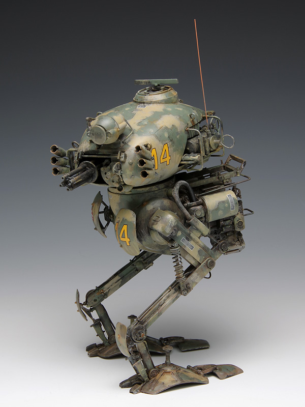 Wave 1/20 Maschinen Krieger Kuster Military Model Kit
